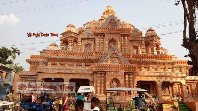 590 Durga Puja Pandel Theme, Maa Durga Puja Pandel Dacoration