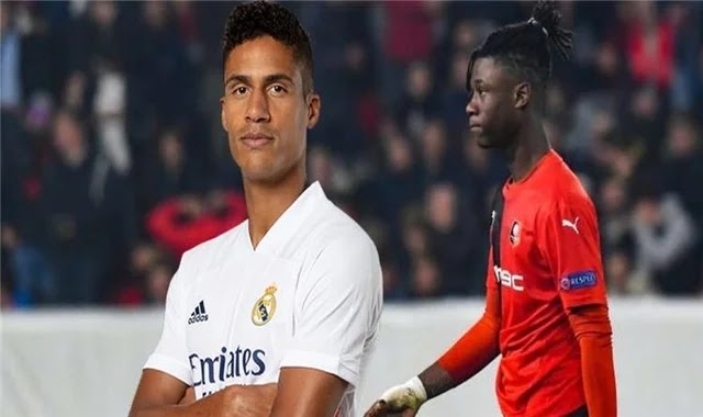 Zidane responds to the news of Varane's departure to Liverpool and avoids talking about the Camavinga negotiations