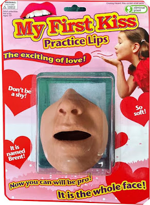 My First Kiss - Practice Lips