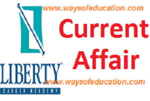 MAY TO JULY-2019 CURRENT AFFAIR BY LIBERTY ACADEMY