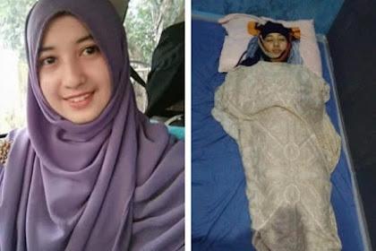 Innalillahi, Gadis ini Meninggal Usai Khatam Al-Quran 30 Juz