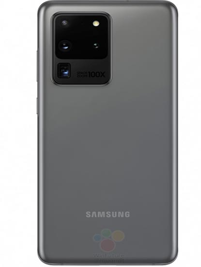 Spesifikasi dan Harga Samsung S20 Ultra RAM 16GB/512GB