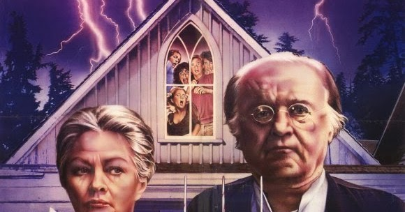 1988 Movie Posters: HORROR 101 With Dr. AC: AMERICAN GOTHIC (1988) Movie Review