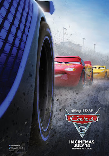 Cars 3 (BRRip 1080p Dual Latino / Ingles) (2017)