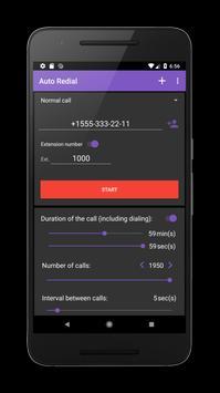تحميل تطبيق Auto Redial v1.55 (Ad-Free) Apk مجانا