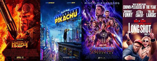 الإصدارات العالية الجودة HD في شهر يوليو 2019 July