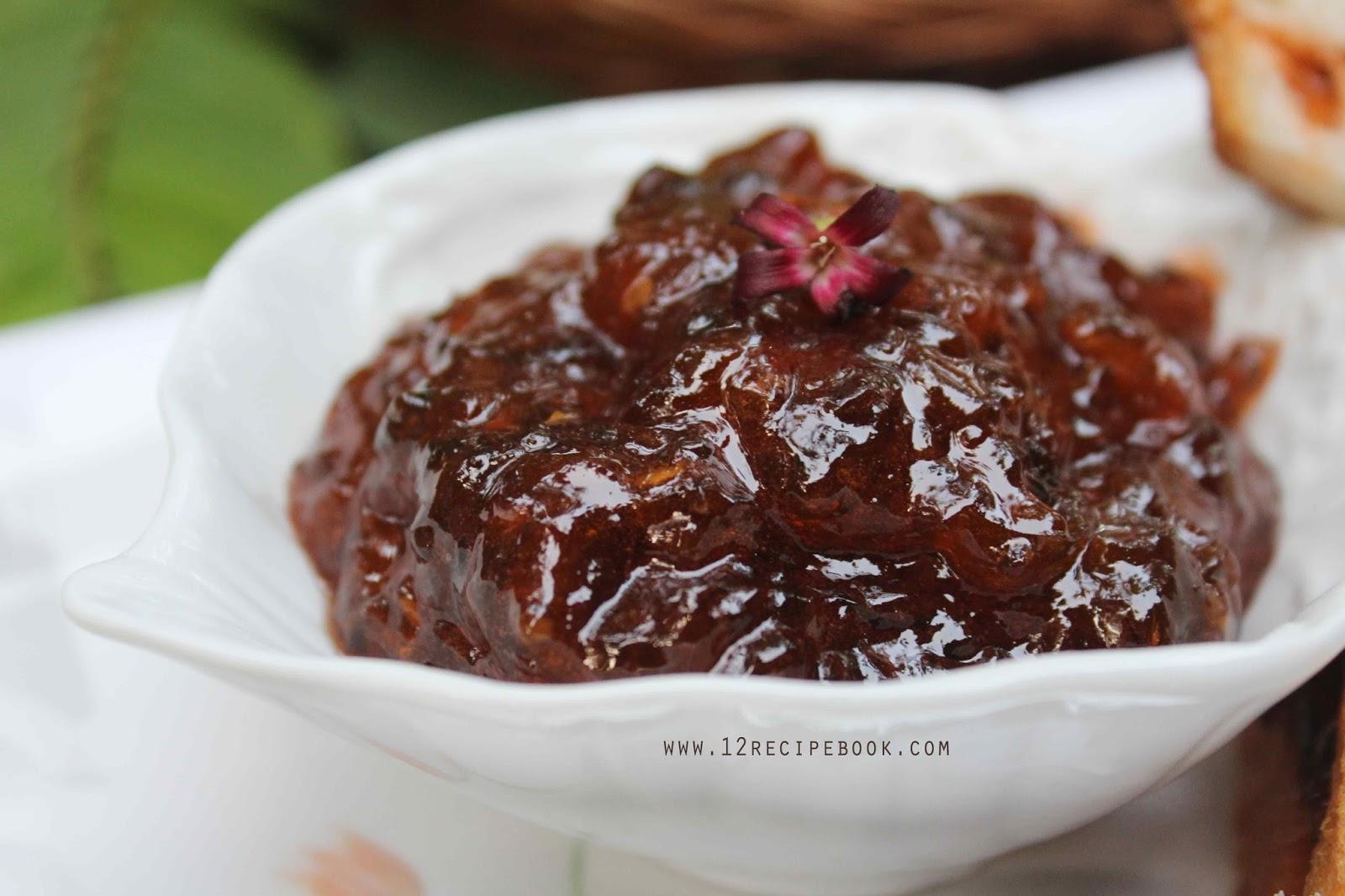 Bilimbi Jam / ഇരുമ്പൻപുളി ജാം