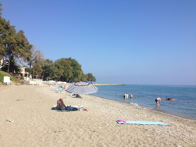 kokkino nero | grecja | morze