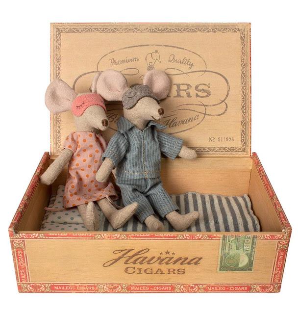 Maileg muizen / Maileg mice