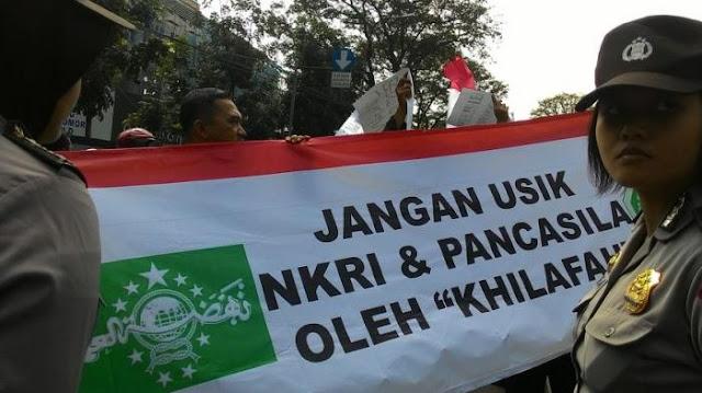 Hanya Banser yang Sigap Melawan Perongrong NKRI, yang Lain Ngapain?