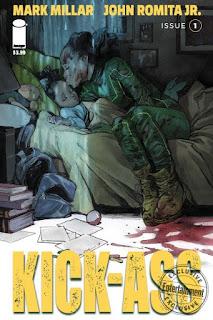"""Nuevo cómic de """"Kick-Ass"""" por Mark Millar"""