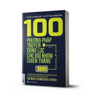 Sách - 100 Phương Pháp Truyền Động Lực Cho Đội Nhóm Chiến Thắng - BizBooks ebook PDF-EPUB-AWZ3-PRC-MOBI