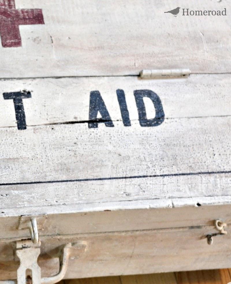 First Aid Foot Locker