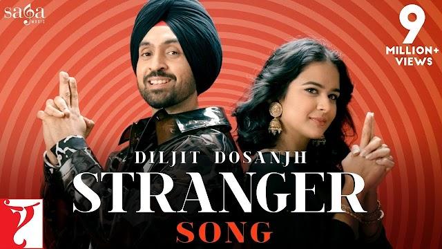 Haaye Mein Ki Karan Lyrics | Stranger Lyrics | Diljit Dosanjh | Simar Kaur | Alfaaz | Roopi Gill |