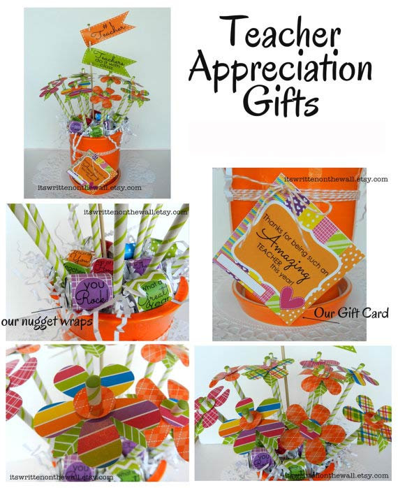A unique way to say thanks to Teacher!