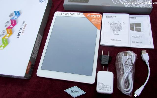 Teclast tpad X98 Air 3G 64GB