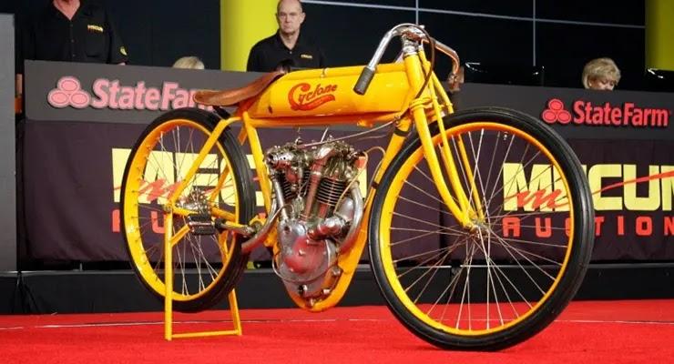 Самый дорогой мотоцикл в мире цена