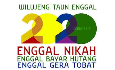 Gambar Kata Kata Lucu Selamat Malam Tahun Baru 2020