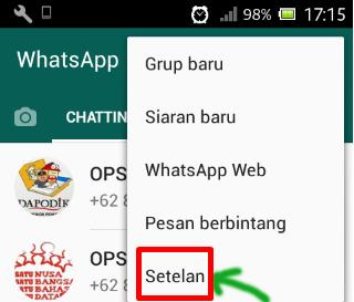 Cara Setting Whatsapp Agar Tidak Download Otomatis | Wiwapedia
