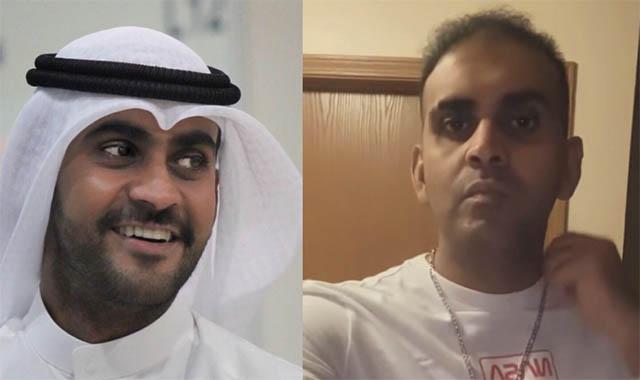 الإعلامي محمد المؤمن يعلن ارتداده