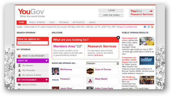 yougov com paid surveys 9 legitimate paid survey sites worth joining virtuacash 6212