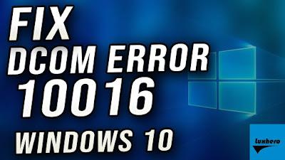 كيف تصلح خطأ DistributedCOM 10016 في نظام التشغيل ويندوز 10