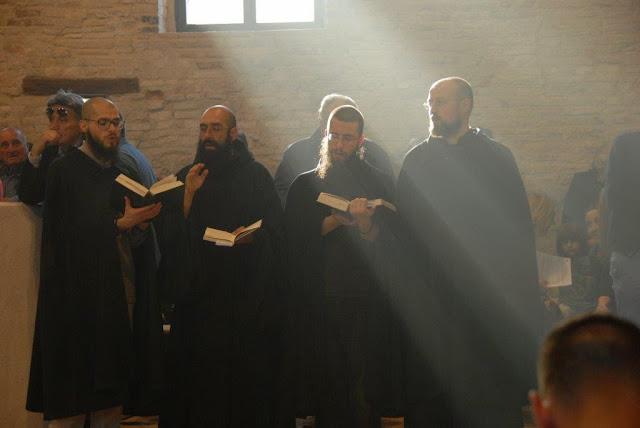 Risultati immagini per festa del papà monaci benedettini