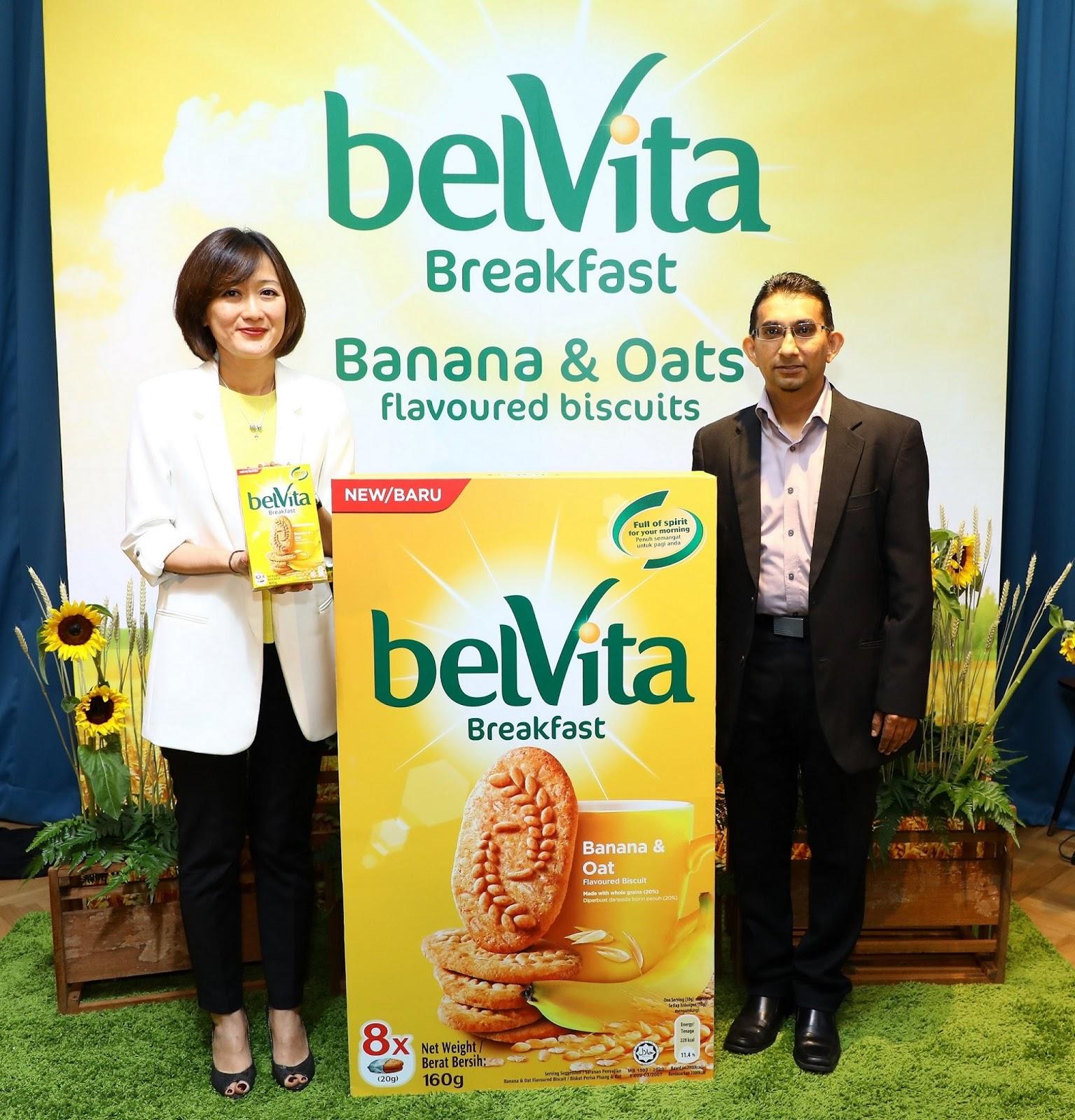 belVita Breakfast Biscuits, review
