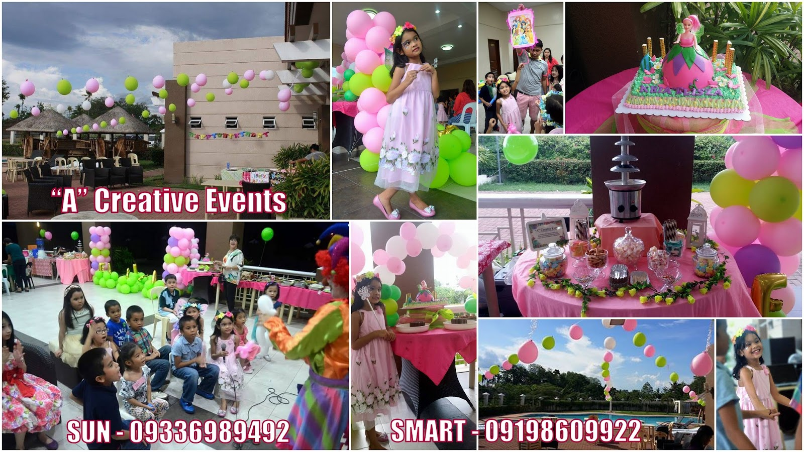 Affordable Kiddie Party Davao City