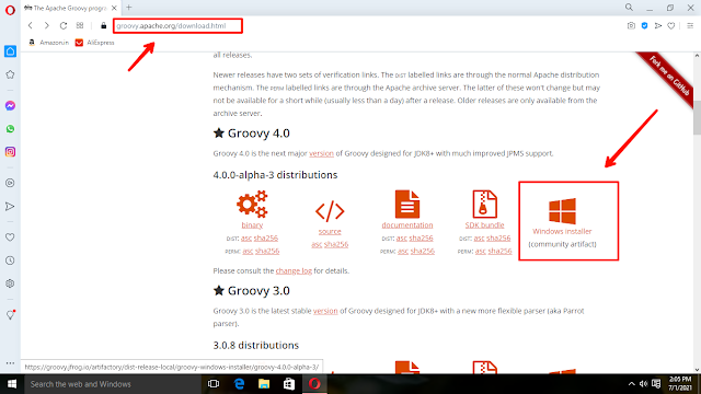 Groovy Download and Install Tutorial | How to install Groovy on windows