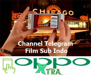 Channel Telegram Film Sub Indo