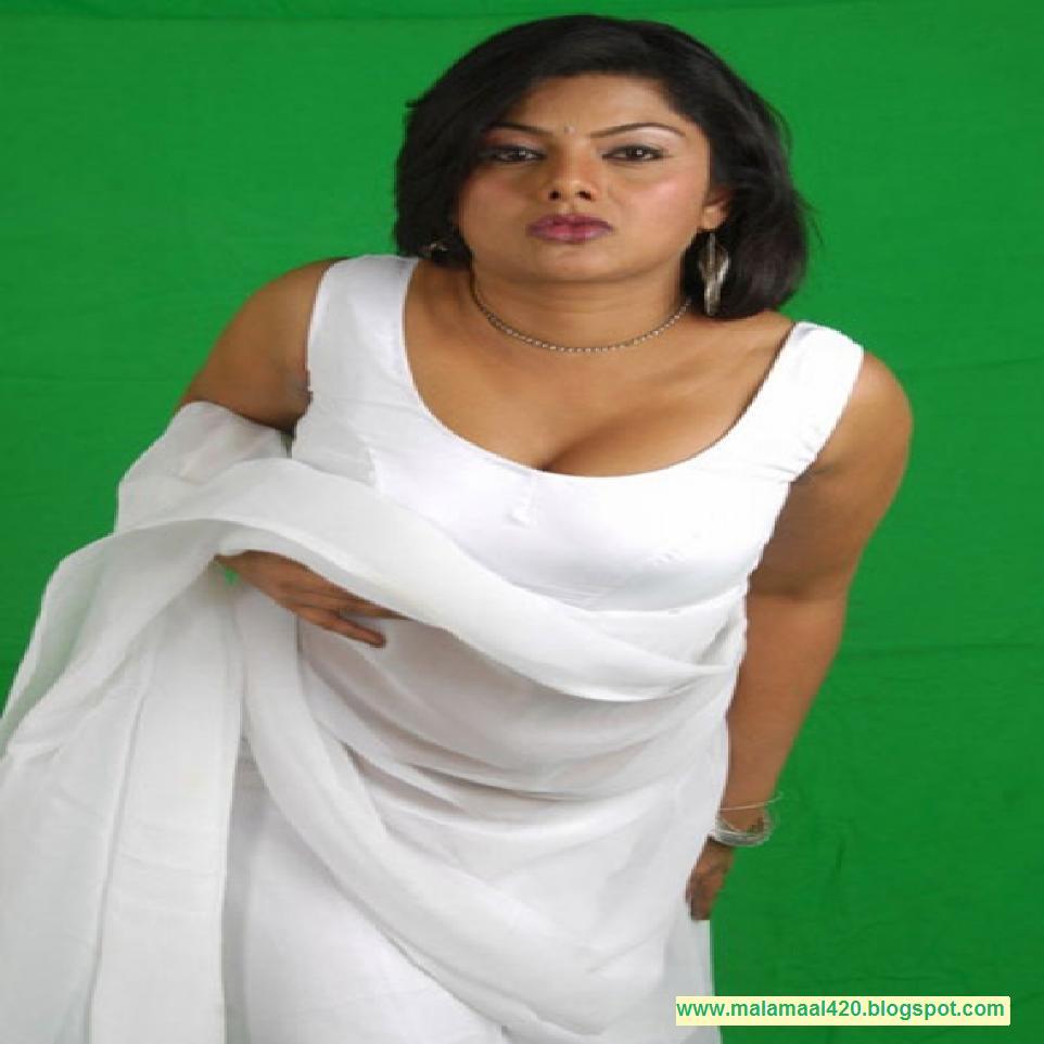 Swathi Verma Drogam Poster: Nesha Jawani Ki: Swati Verma Hot In White Blouse Hot Pictures