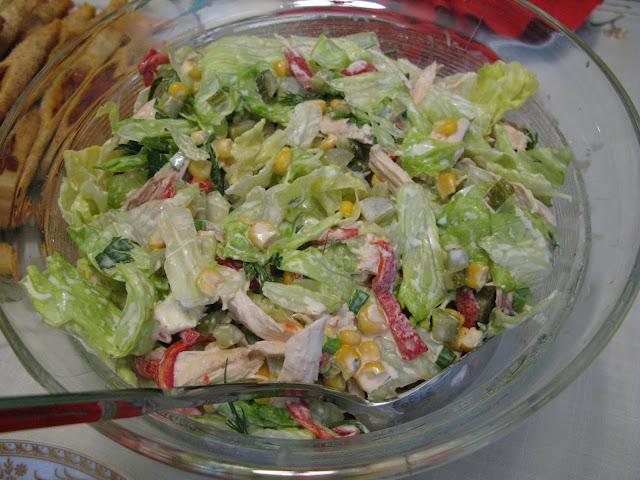 Salade au Chou