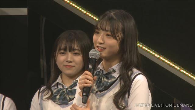 HKT48 'Te wo Tsunaginagara' 191208 TII1 LIVE 1230 (Miyazaki Sono Birthday)