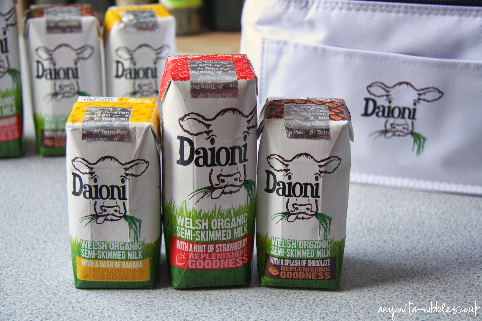 Flavoured Organic Milk from Daioni from Anyontia-nibbles.co.uk