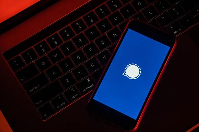 Signal يصدر المكالمات الفيديو الجماعية المشفرة
