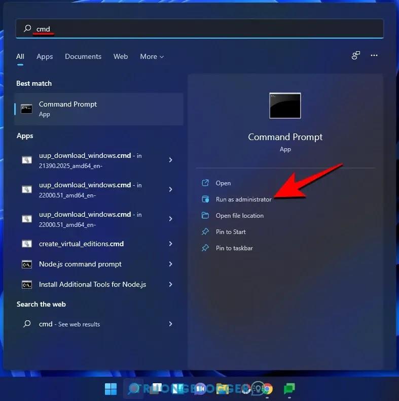 Hướng dẫn cách xóa bộ nhớ Cache DNS trên Windows 11