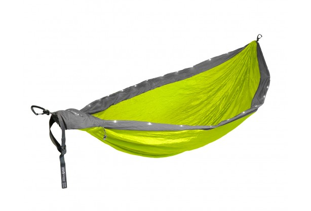 17 camping gift ideas -  the LED hammock ENO