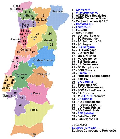 Portuguese Second Division