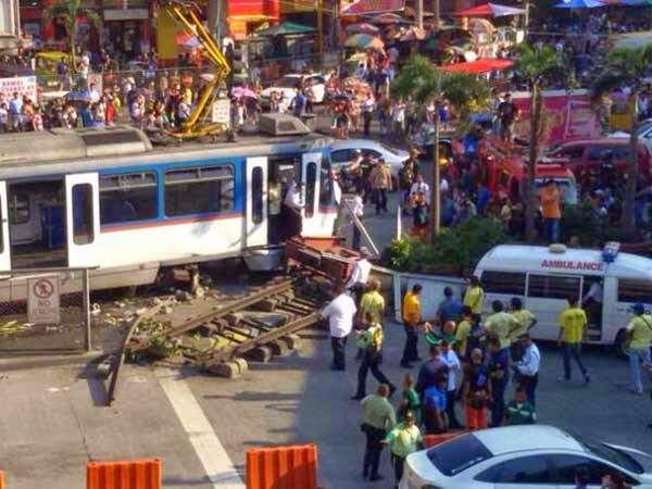 MRT Train Derailment Cause: Technical or Human Error