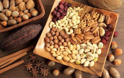 Nếu bạn băn khoăn người bị rối loạn tiền đình nên ăn gì thì các loại hạt ngũ cốc cũng là một sự lựa chọn lý tưởng