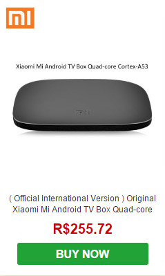 Comprar Xiaomi parcelado na Gearbest