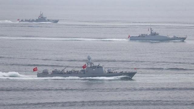 Τουρκικές NAVTEX δεσμεύουν το μισό Αιγαίο