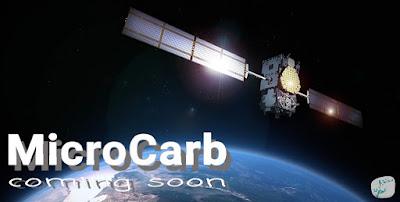 تعرف على MicroCarb  أول قمر إصطناعي أوروبي لقياس ثاني أوكسيد الكربون