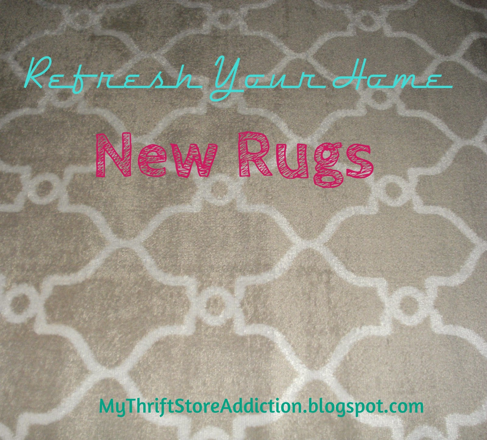 New rugs for less