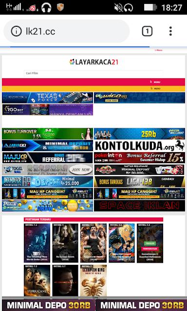 5 situs nonton film gratis subtitle indonesia terlengkap | Koala Ngantuk