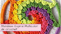 http://aramelaartesanias.blogspot.com.ar/2017/05/mandala-espiral-multicolor-de-crochet.html