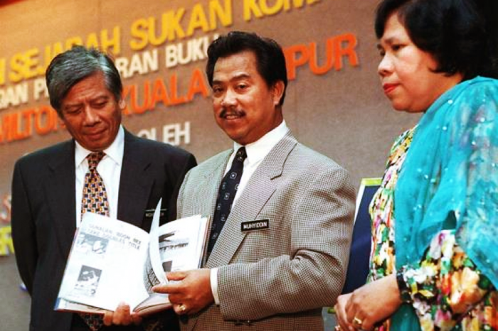 Biodata Tan Sri Muhyiddin Yassin