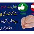 Halal Aur Haram Murghi Ke Gosht Ki Pehchan.