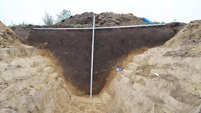 Scoperti cimitero e fortezza di 5000 anni fa in Polonia